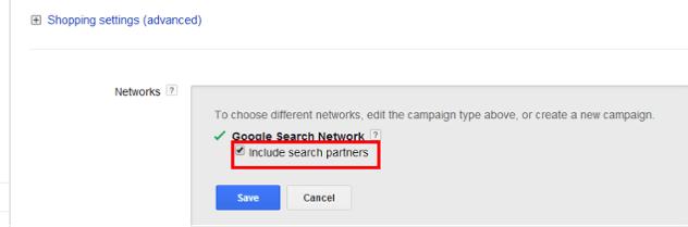 Advanced shopping Settings in Google AdWords - White Shark Media Blog
