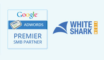 White Shark Media Announced As Google AdWords™ Premier SMB Partner