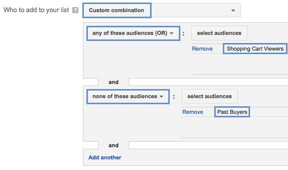 Adwords custom combination - White Shark Media