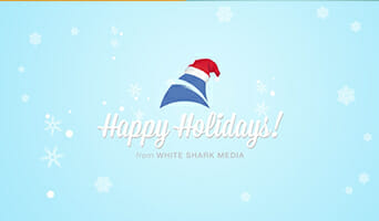 Happy Holidays From White Shark Media [Video]