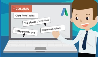 How To Make The Most Of Custom Columns In AdWords To Segment Your Metrics