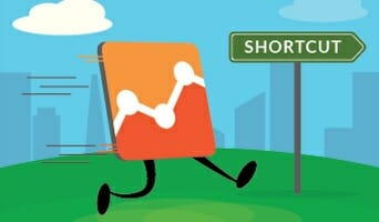 The Best 10 Google Analytics Shortcuts that Will Help Speed Up Your Analysis
