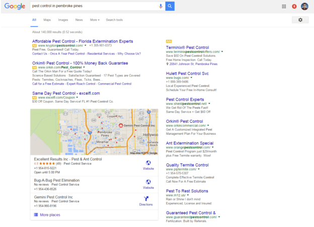 Google Search Engine - White Shark Media Blog