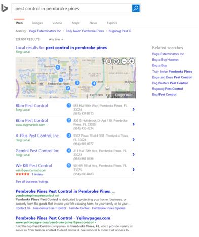 Bing Search Engine - White Shark Media Blog
