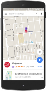 New Local Search Ads to Appear on Google Maps - White Shark Media Blog