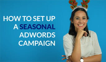 How to Set Up a Seasonal AdWords Campaign – Shark Bite [Video]