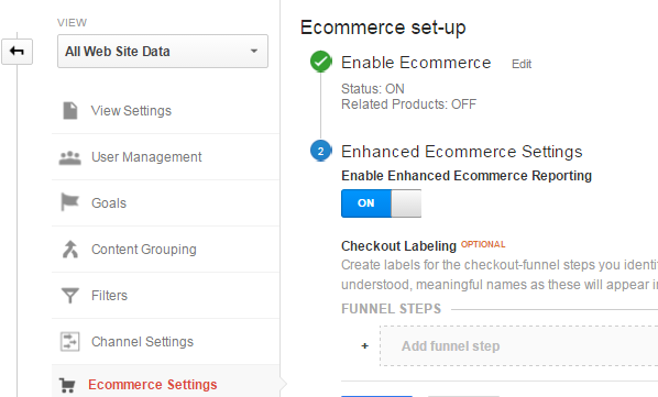 google analytics setup 5