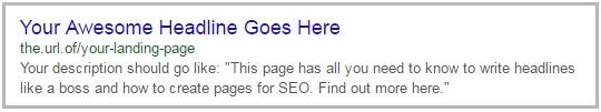 seo landing page optimization 6