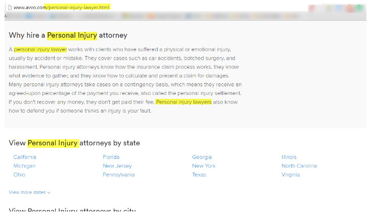 digital marketing for lawyers 7 - White Shark Media