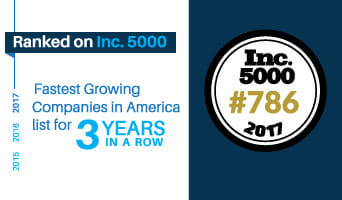 White Shark Media Makes Inc. 5000 Fastest Growing Companies List for Third Consecutive Year