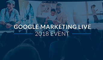 White Shark Media Attends the Google Marketing Live 2018 Event