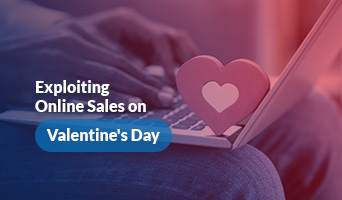 Exploiting Online Sales on Valentine's Day