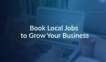Book Local Jobs to Grow Your Business