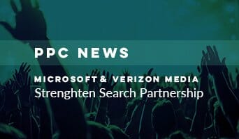 Microsoft and Verizon Media Strengthen Search Partnership