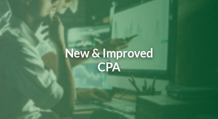 New Year, New & Improved CPA