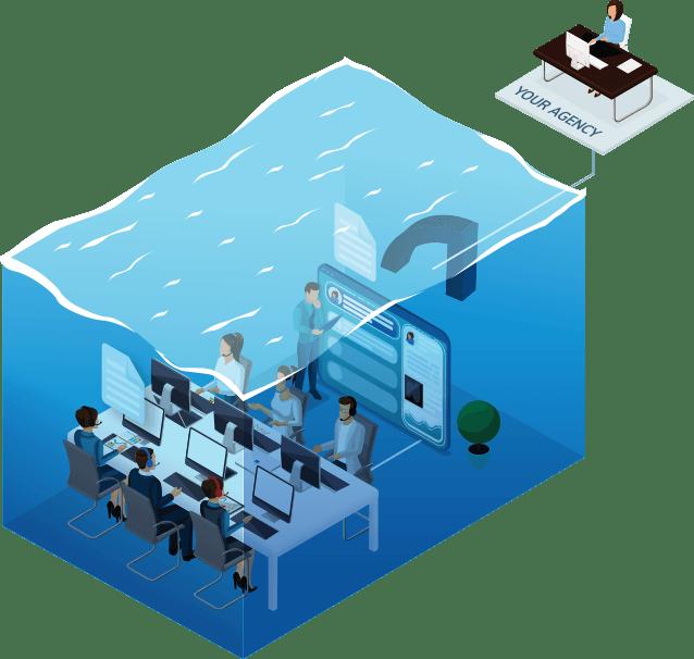 illustration partner portal PRM