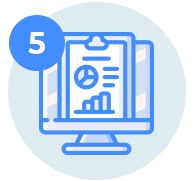 ppc methodology 05 icon Reporting