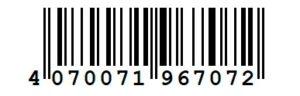 GTIN Number