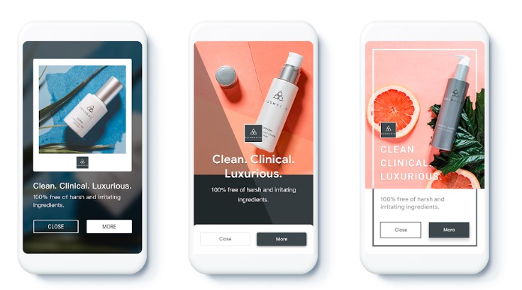 New Responsive Display Ads Layouts