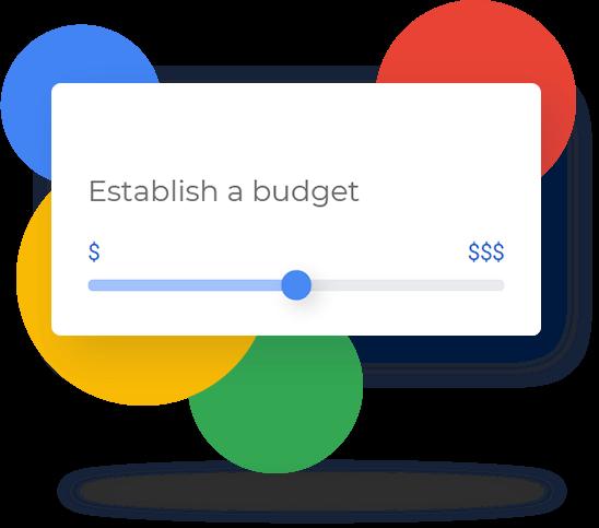 Google ads campaigns budget