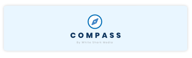 White Shark Media's Compass - White Label Marketing Software