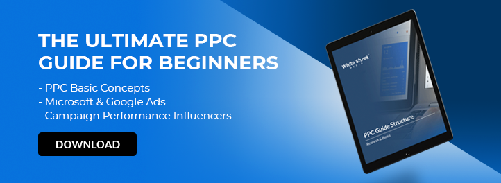 PPC Ebook Guide - Banner